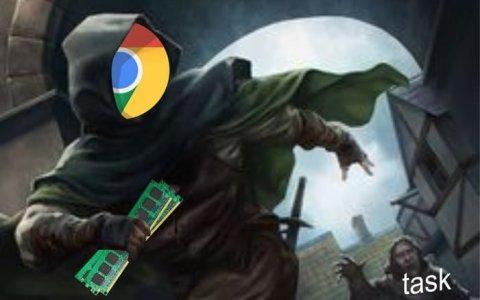Maldito Chrome... chupa más memoria que el Alzheimer