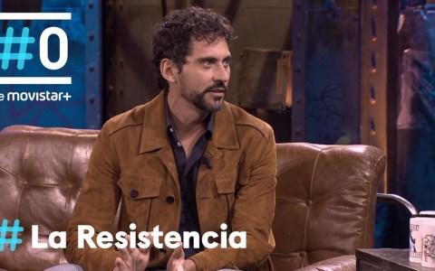 La Resistencia vuelve de vacances con Paco León