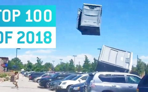 Los 100 vídeos más virales de 2018