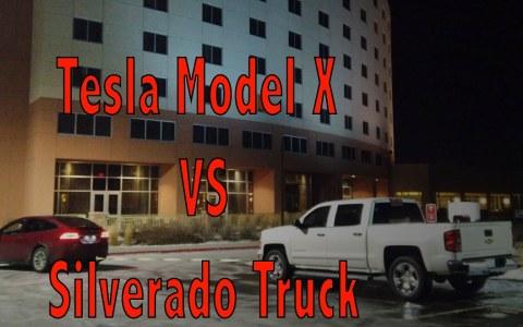 ¿Que un Chevrolet silverado está ocupando, no uno, sino DOS supercargadores?