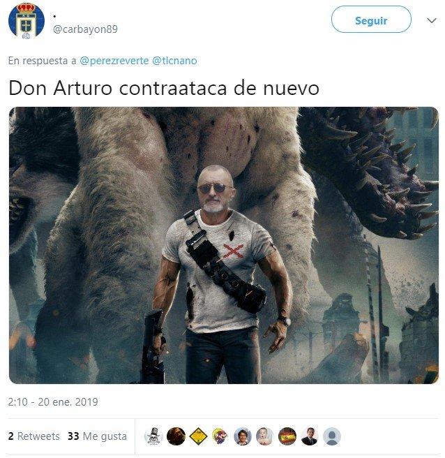 Arturo ha activado el modo Berserker