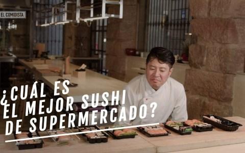 ¿Cuál es el mejor sushi de supermercado?
