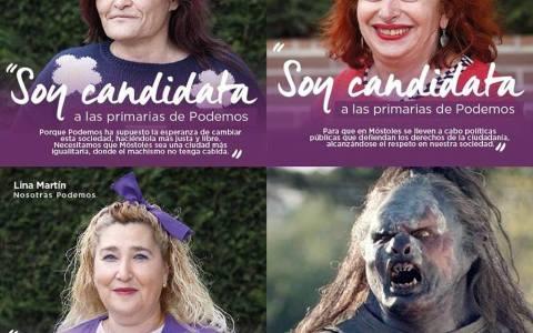 Parece que están de elecciones en Mordor