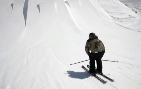 El hipnótico triple mortal de Fabian Bösch