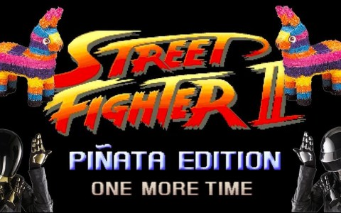 Street Fighter: Piñata edition 2