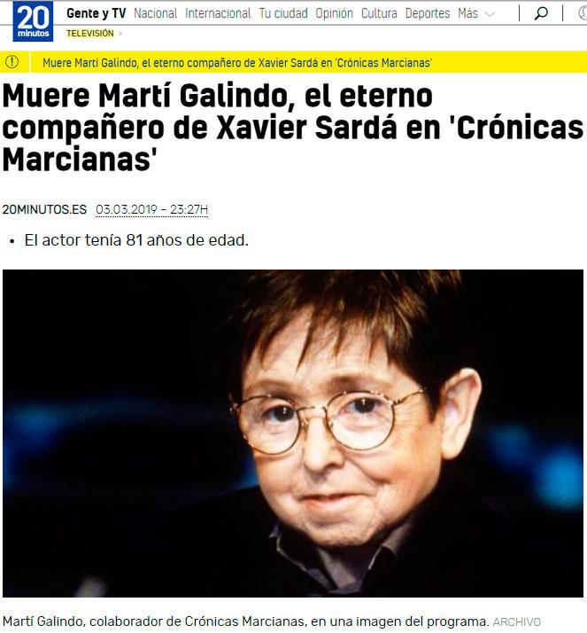 Se nos va un pequeño cacho de la TV española