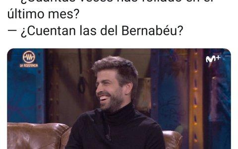 Broncano entrevista a Gerard Piqué