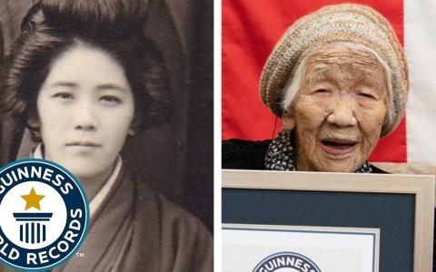 La persona viva más vieja del mundo: 116 años