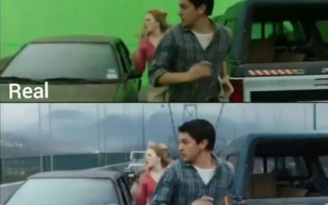 Antes y después del CGI