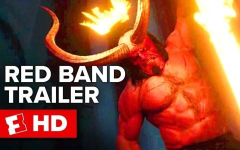 Una peli de Hellboy diseñada para los adultos