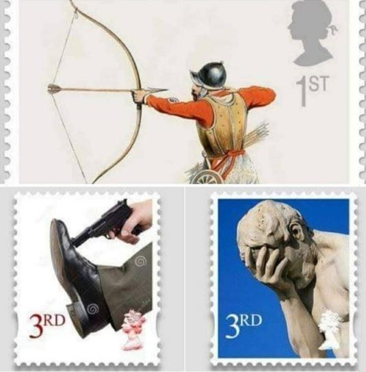 Ya están disponibles los nuevos sellos del Brexit