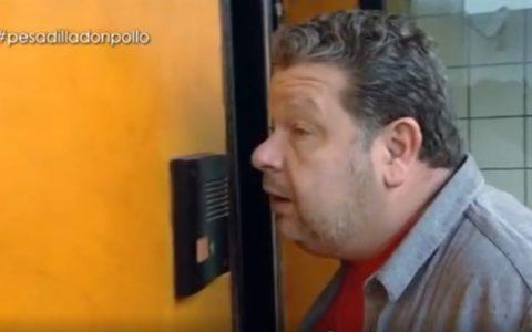 """La escena de Chicote en el """"Autopollo"""" pero sin censura"""
