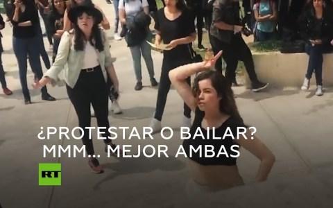 """""""Bailo porque nos están matando y no hacen nada"""""""