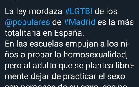 Homosecsualidad en vena