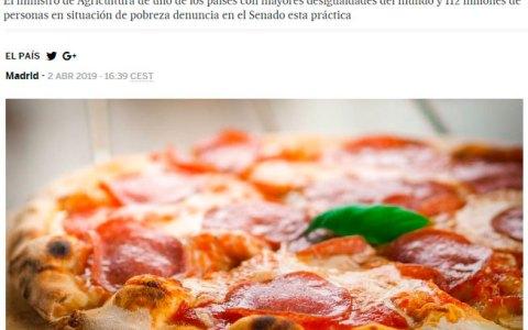 Las pizzas frías más caras del mundo