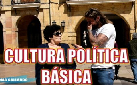 Cultura política básica ¿Qué nivel tenemos?