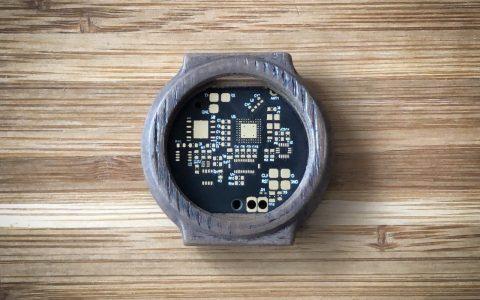 Construye su propio SmartWatch desde 0