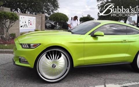Florida Classic: reunión de coches con llantas tamaño paellera
