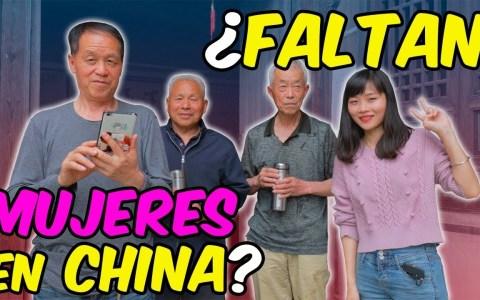 ¿Hay muchos más hombres que mujeres en china?