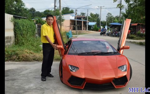 Lamborghini Huracán Hacendado