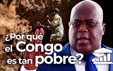 ¿Por qué en el Congo son más pobres que un piojo?