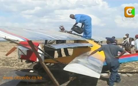 Recopilatorio de aeronaves made in Africa