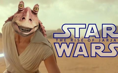 Star Wars: The Rise of Jar Jar