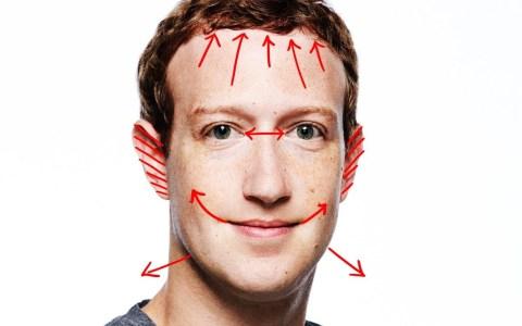 Quitándole la cirugía a Mark Zuckerberg
