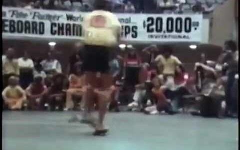 Campeonato mundial de Skateboarding Profesional,1976