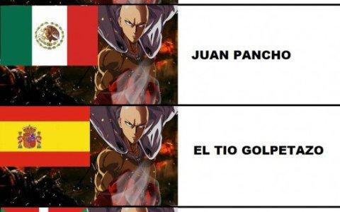 Así se titula One Punch Man en diferentes países