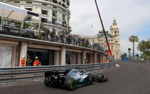 Hamilton quiere ser el más rápido de Mónaco hasta en la calle de boxes