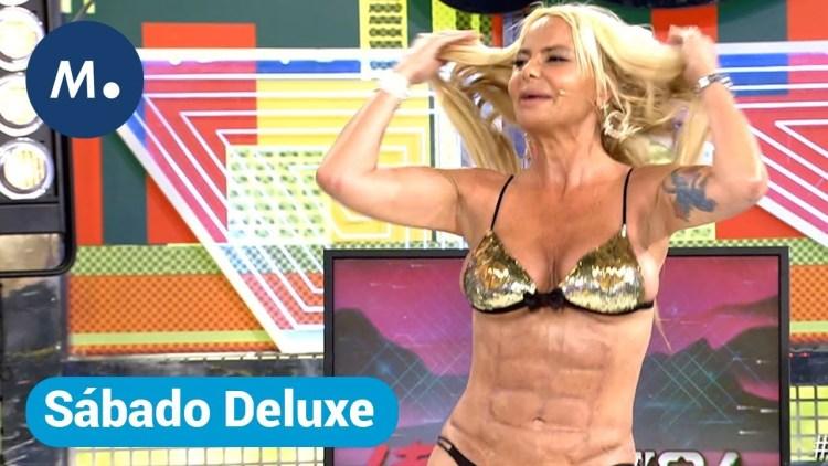 """Los nuevos """"abdominales"""" de Leticia Sabater tras someterse a una operación"""