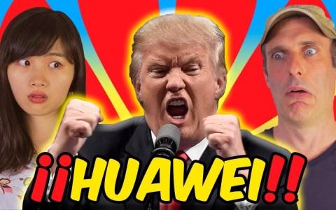 ¿Cómo se vive en China la cruzada de Trump contra Huawei?