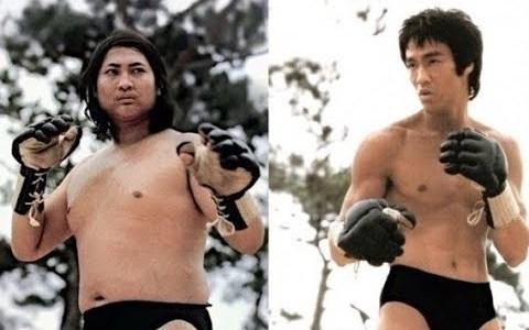 El Dragón Gordo: la versión obesa de Bruce Lee