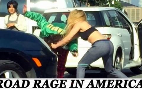 """Furia en la carretera: recopilatorio de """"road rages"""""""