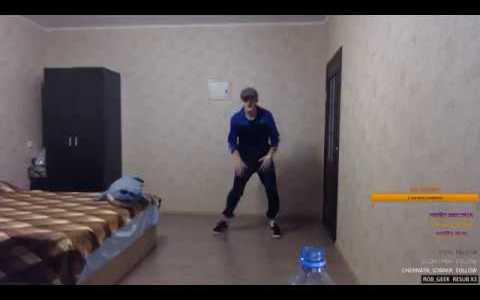 El típico streamer ruso