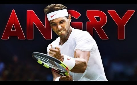 Rafael Nadal hasta las pelotas compilation