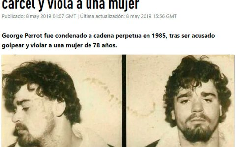 30 años en la cárcel por un delito que no cometió