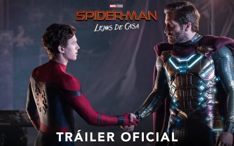 SPAIRONMAN: Far From Home (Tráiler 2)