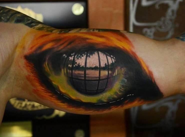 Galería de tatuajes en 3D