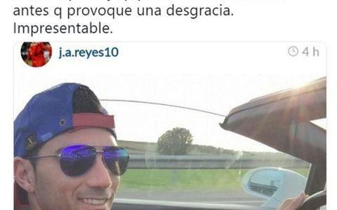 """Reyes, héroe y villano de la velocidad, perdonado hasta por el alcalde al que """"echó de la carretera"""""""