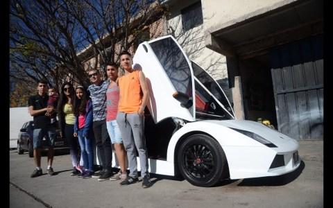 Lamborghini Hacendador