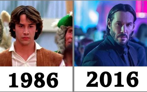 """Los """"Whoa"""" de Keanu Reeves ordenados cronologicamente (1986-2016)"""