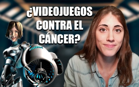¿Videojuegos contra el cáncer?