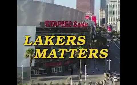 Lakers Matters: Cosas de casa protagonizada por los jugadores de Los Angeles Lakers