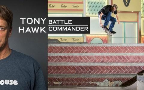 Por si alguien pensaba que Tony Hawk estaba acabado: un vídeo sacándose la chorra con 51 años