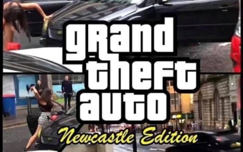 Gran Theft Auto: Newcastle Edition