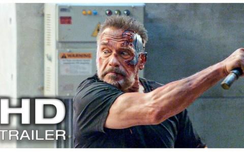 Terminator 6: Destino Oscuro TRAILER 2