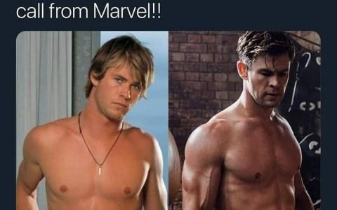 Lo que pasa cuando recibes esa llamada de Marvel