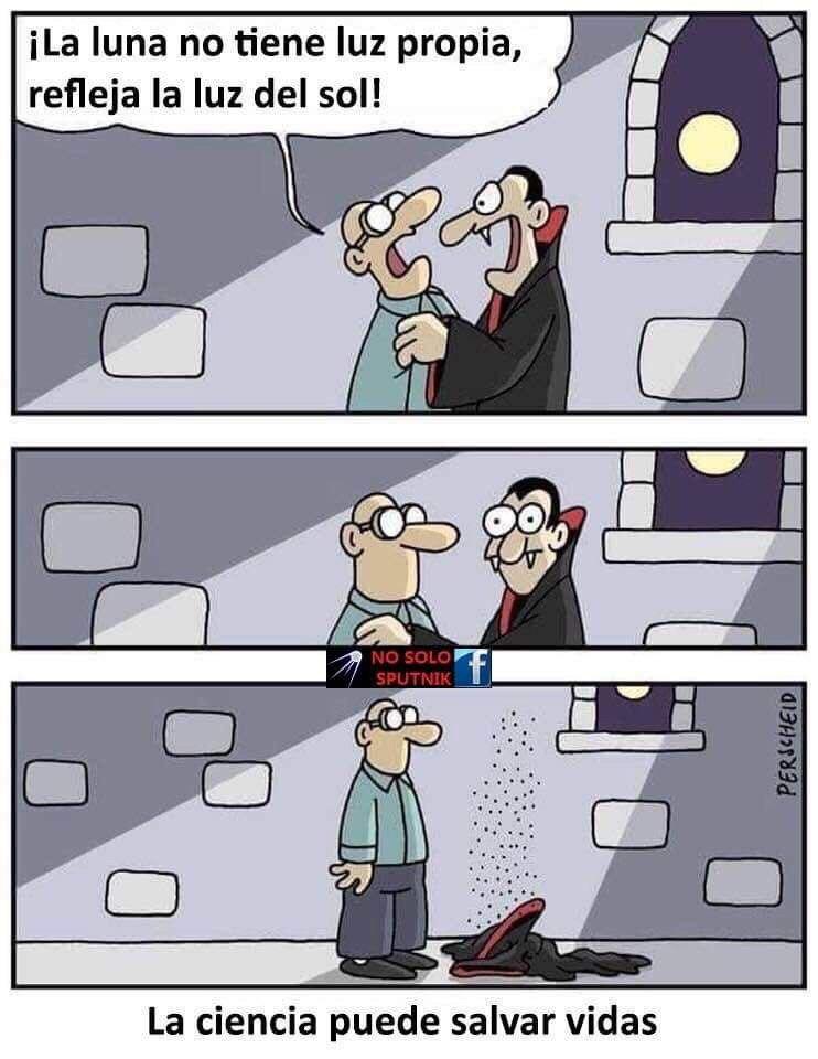 La ciencia mata